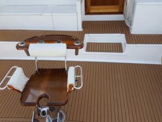 Fishing Boat Soft Decking Ocean Grip Teak Alternative