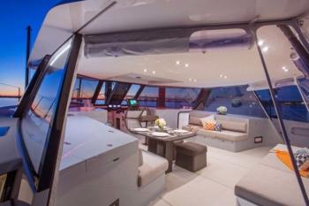 Sailing Catamaran Wanchese OBX Carolina Boat Builder Croswait
