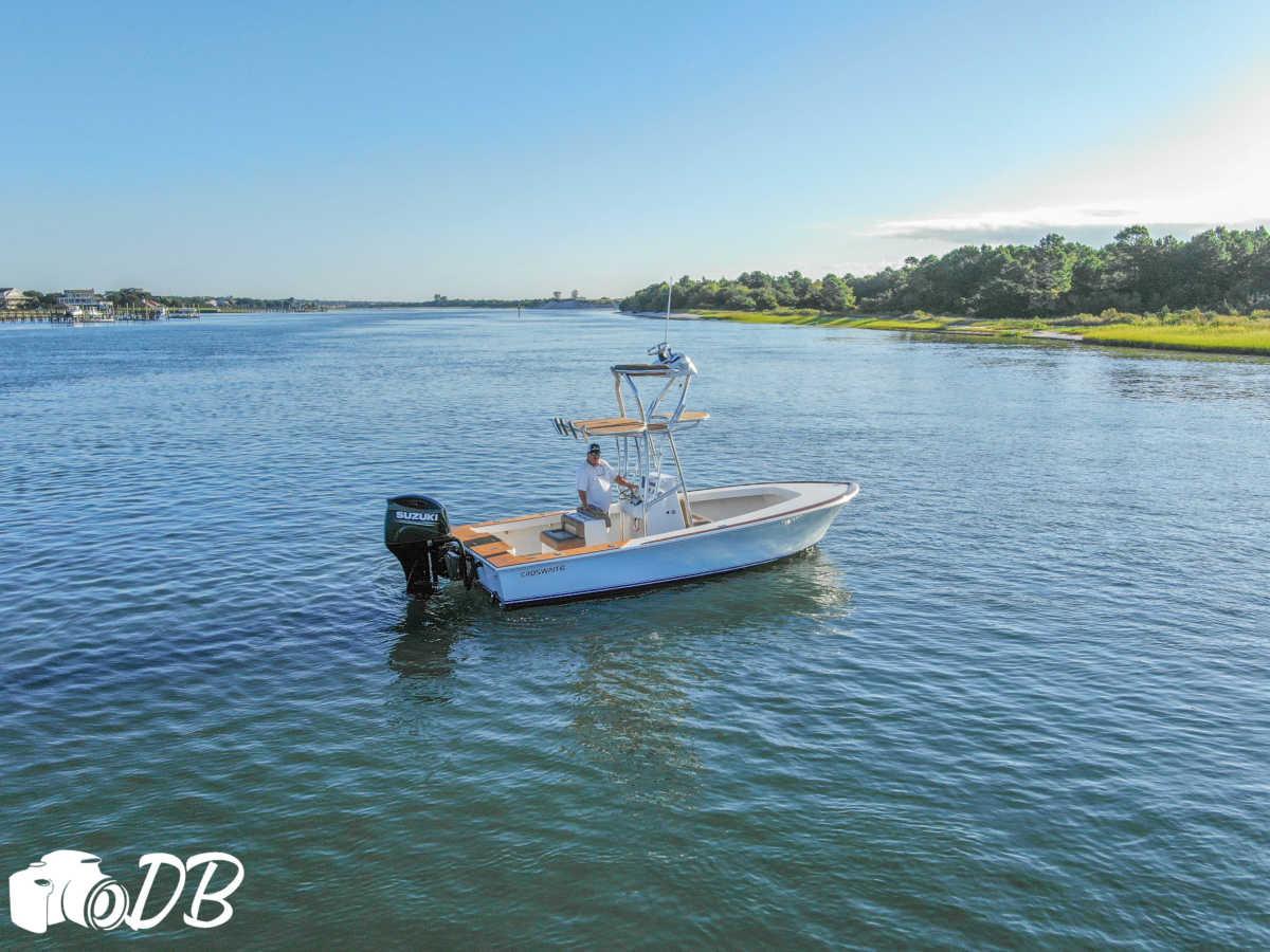 Duck Boat OBX Outer Banks Skiff Croswait Boat Builder