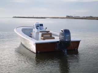 Duck Boat Center Console Skiff Carolina Boat Builder