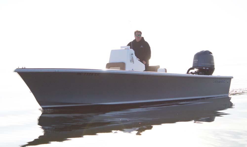 Duck Boat Center Console Skiff Carolina Boat Builder