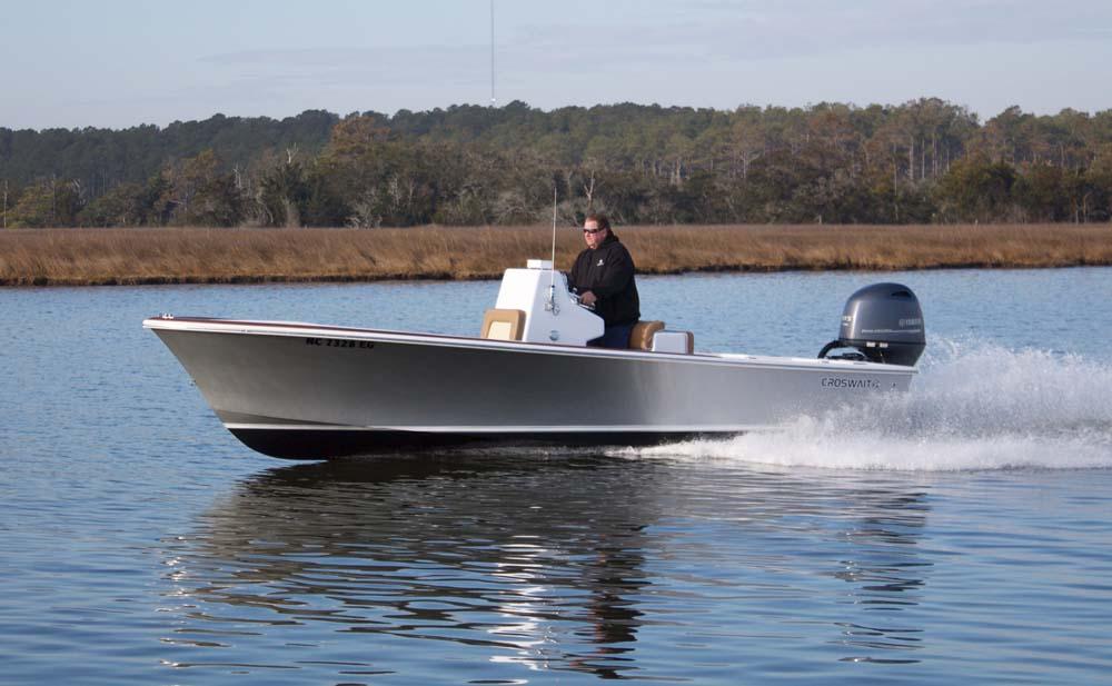 Duck Boat Skiff Carolina Boat Builder Center Console
