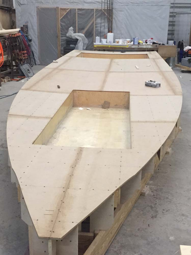 Center Console Carolina Boat Builder