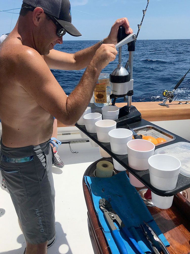 Boat Party Juicer Orange Crush