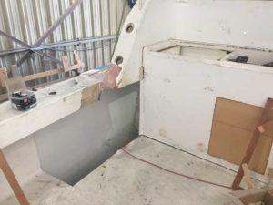 Boat Restoration Outer Banks OBX Marine Services