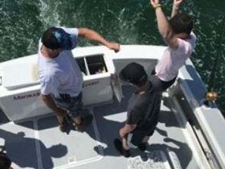 C-Grip decking marine flooring EVA foam Outer Banks Wanchese